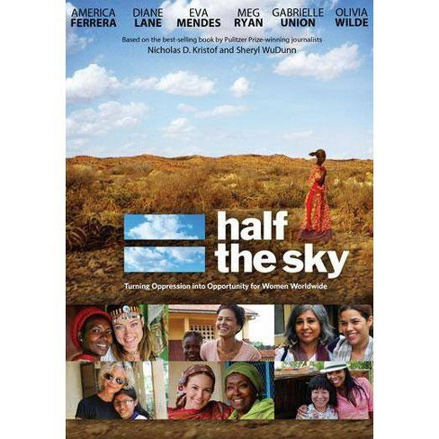 Half the Sky: Turning Oppression into Opportunity of Women Worldwide (DVD) - image 1 of 1
