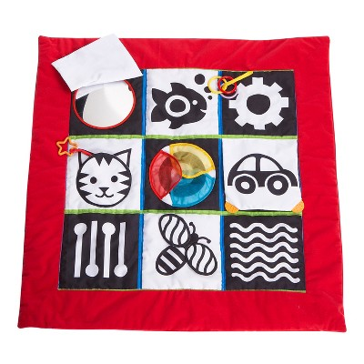 Manhattan Toy Wimmer-Ferguson Crawl and Discover Play and Pat Activity Mat