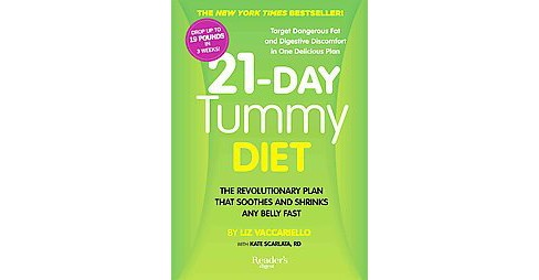21-Day Tummy Diet : The Revolutionary Diet That Soothes and Shrinks Any  Belly Fast (Paperback) (Liz