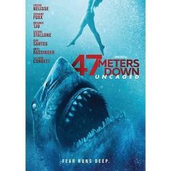 47 Meters Down: Uncaged (DVD)