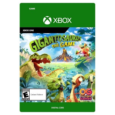 Gigantosaurus: The Game - Xbox One (Digital)