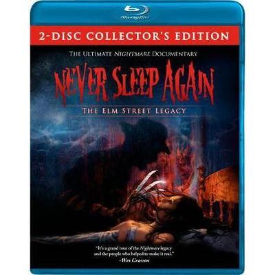 Never Sleep Again: The Elm Street Legacy (Blu-ray)(2014)