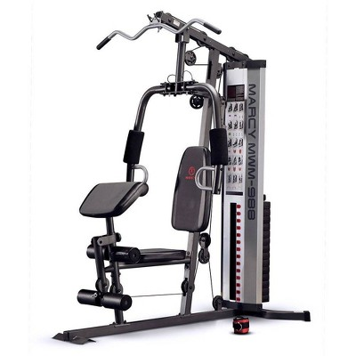 Marcy MWM-988 Pro Full Body Home Gym 150lb Adjustable Weight Workout Machine