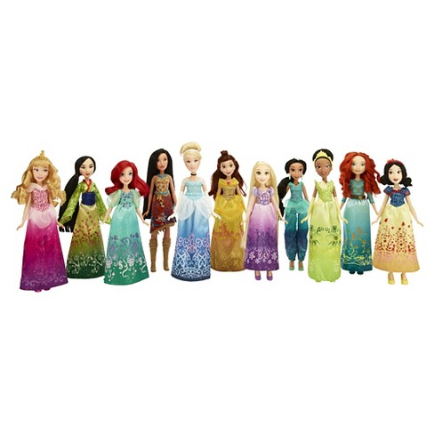 Disney Princess Shimmering Dreams Collection - image 1 of 7