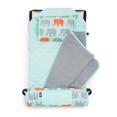 Wildkin Elephants Modern Nap Mat - image 1 of 4