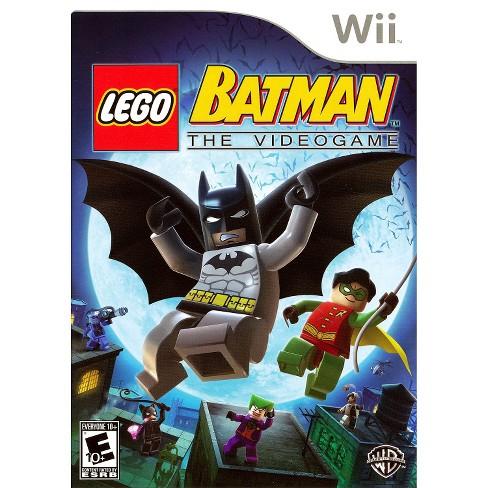 LEGO Batman: The Videogame Nintendo Wii - image 1 of 2