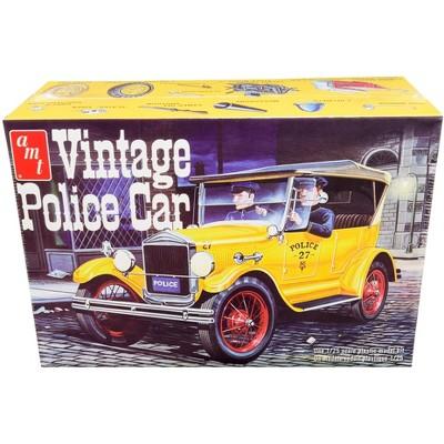 Vintage Style AMT Model Car Manufacturer Sticker
