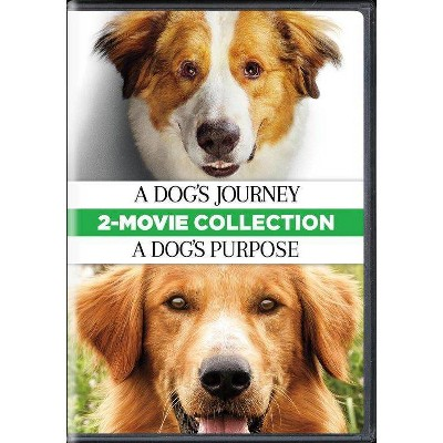 A Dog's Journey / A Dog's Purpose 2-Movie Collection (DVD)