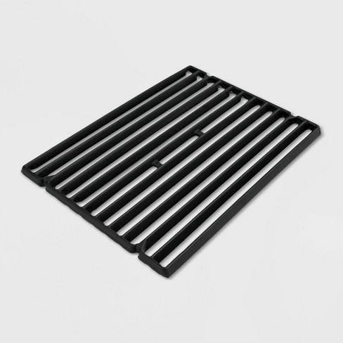 Broil King 2pc Monarch 300/Crown T32 Cast Iron Cooking Grid Black - image 1 of 1