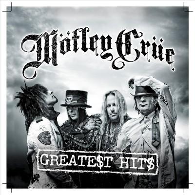 Mötley Crüe - Greate$t Hit$ (2009) (CD)