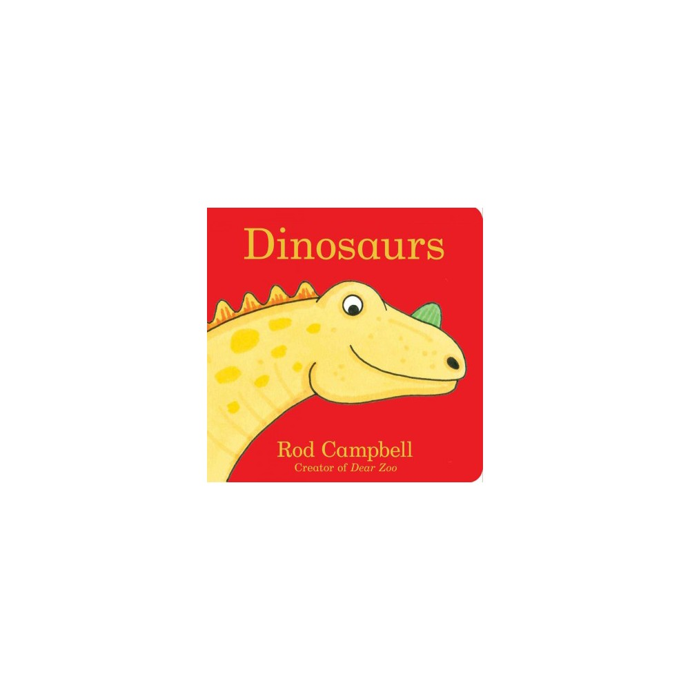 Dinosaurs (Board) by Rod Campbell