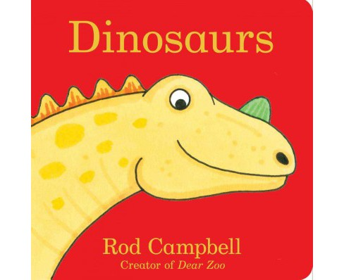 Dinosaurs (Board) by Rod  Campbell - image 1 of 1