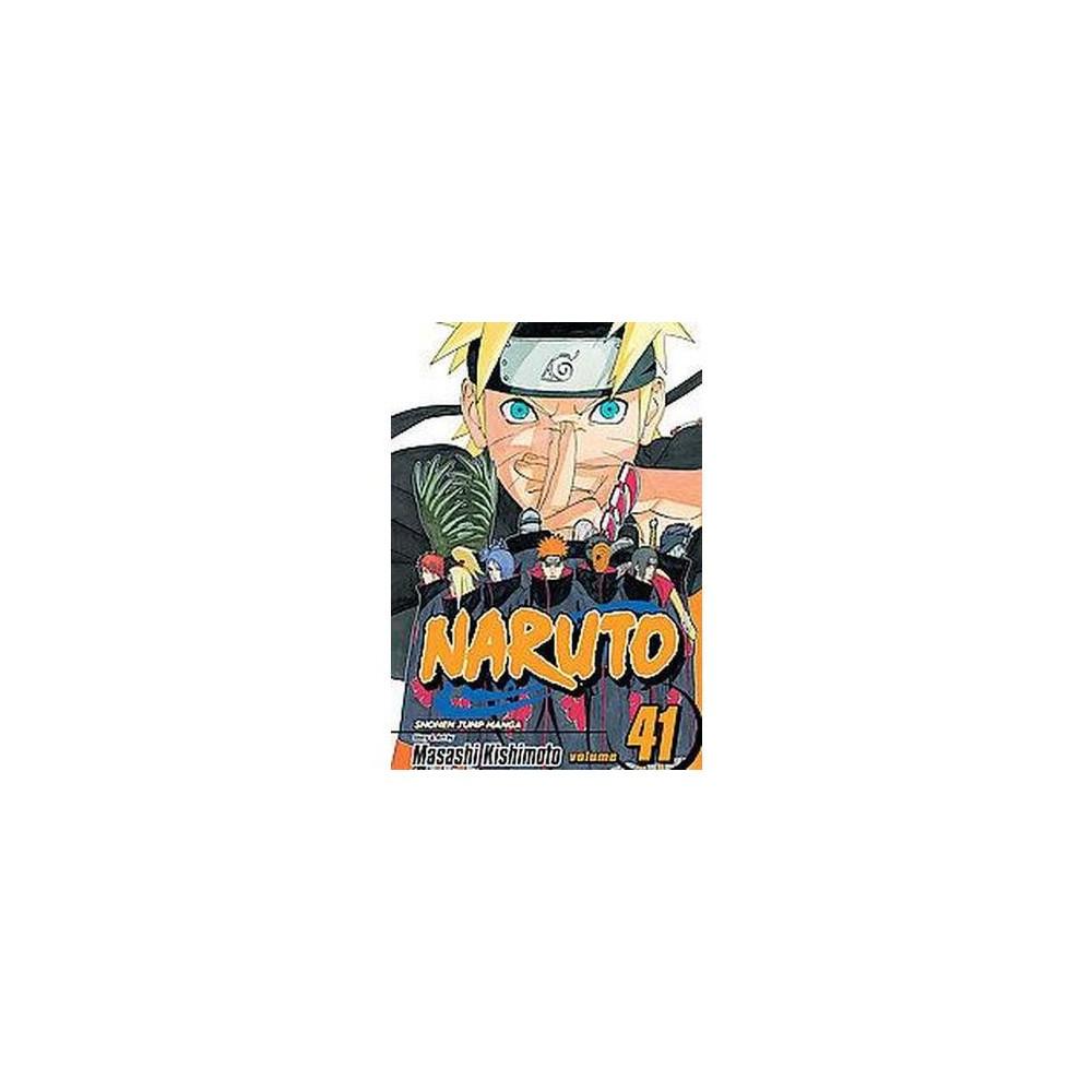 Naruto 41 : Jiraiya's Decision (Paperback) (Masashi Kishimoto)