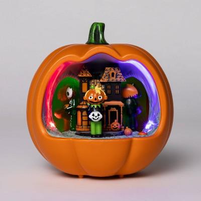 Animated Pumpkin Halloween Decorative Prop - Hyde & EEK! Boutique™