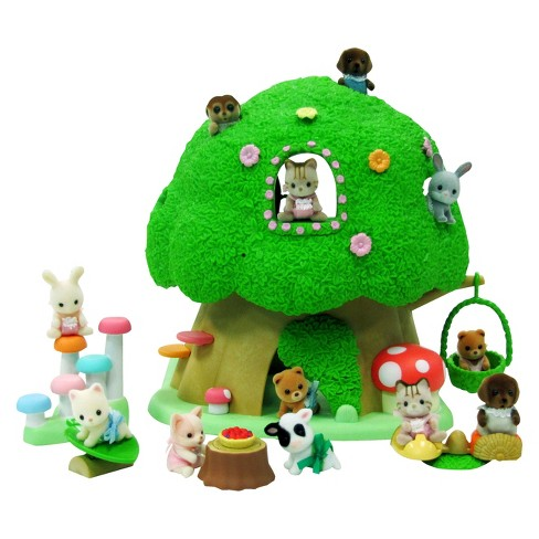 Calico Critters Discovery Forest - image 1 of 1