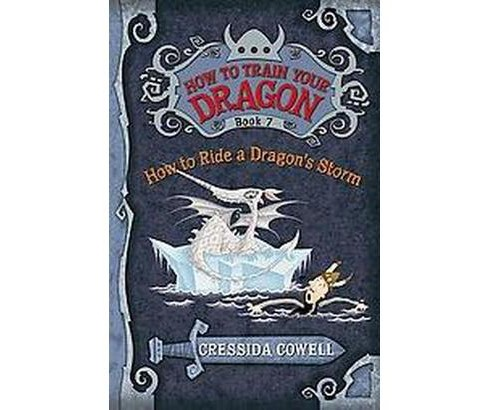 How to Train Your Dragon: a Hero's Guide to Deadly Dragons (Paperback) (Cressida Cowell) - image 1 of 1