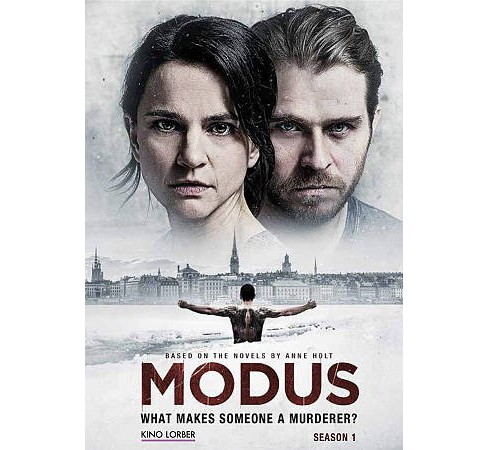 Modus:Season 1 (DVD) - image 1 of 1