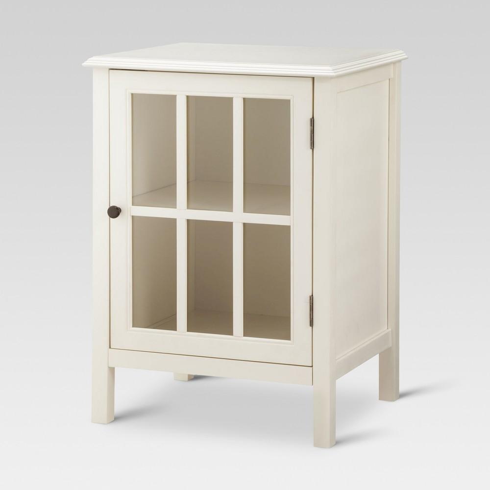 Windham One-Door Storage Cabinet Shell - Threshold Discounts