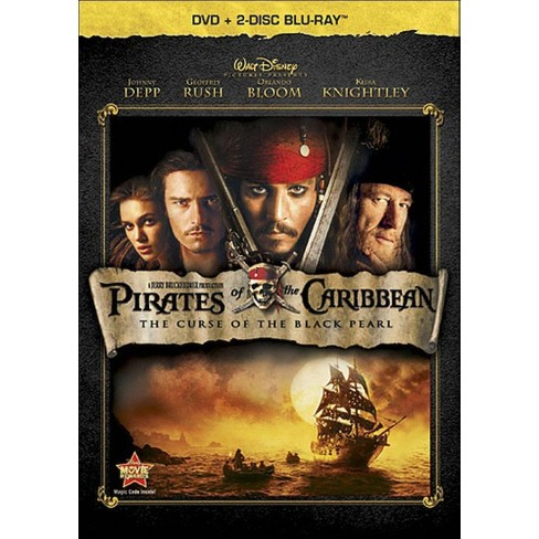 Pirates Of The Caribbean: Curse Of The Black Pearl (Blu-ray) - image 1 of 1