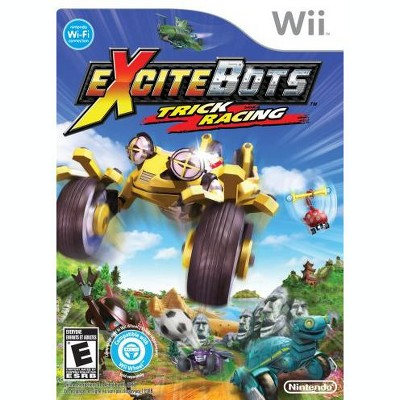 Excitebots Trick Racing - Nintendo Wii