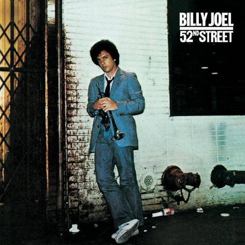 Billy Joel - 52nd Street (Enhanced CD) - image 1 of 1