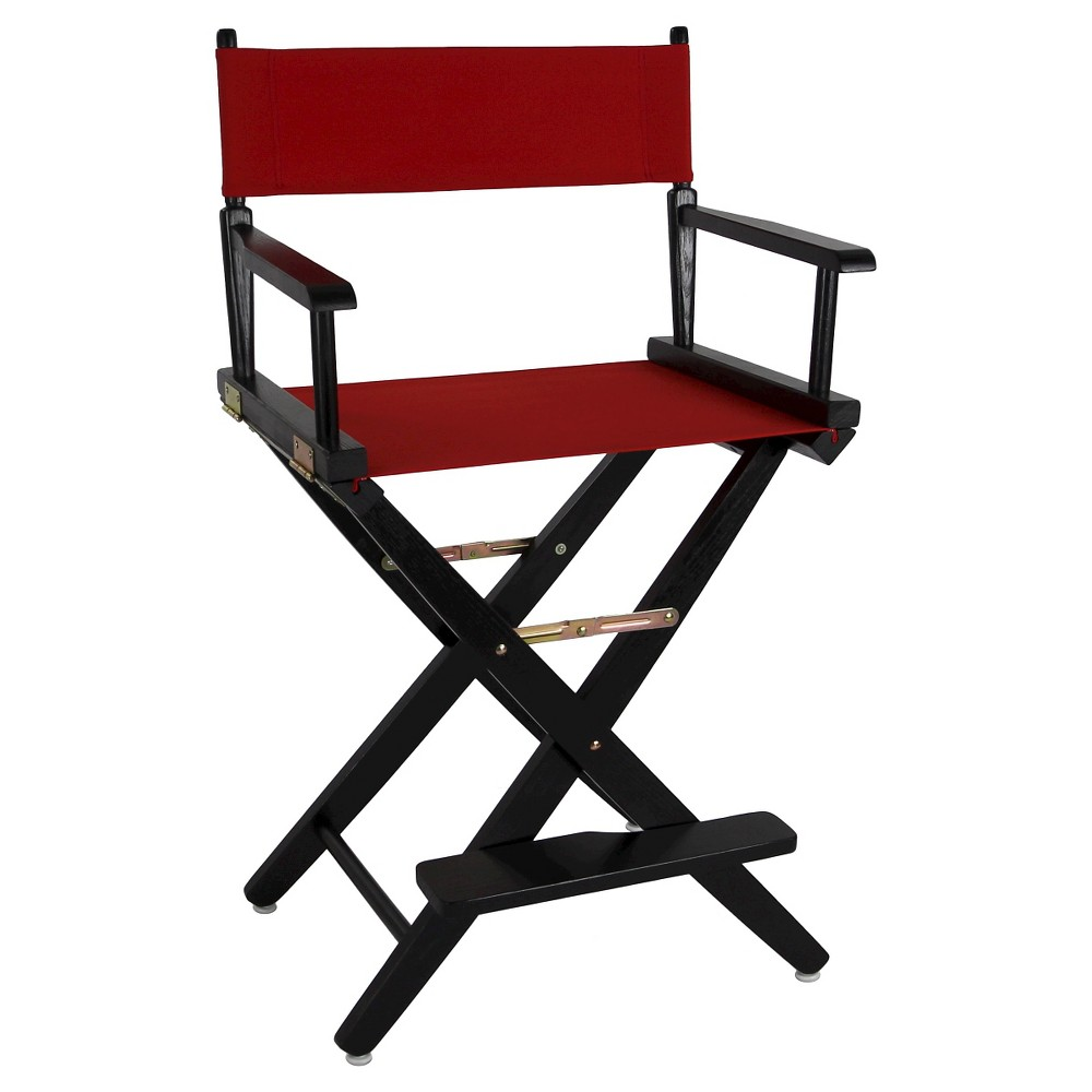 Extra Wide Directors Chair - Red - Casual Home