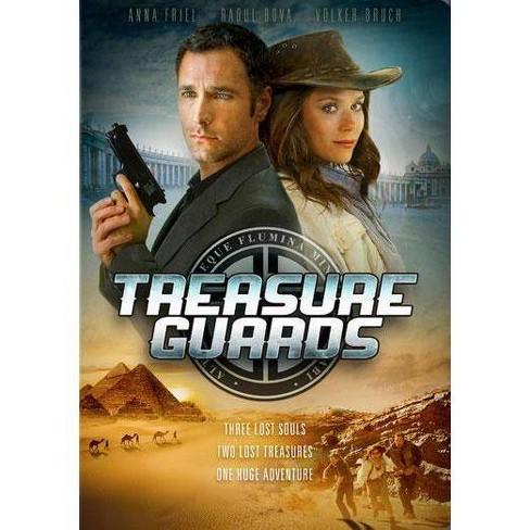 Treasure Guards (DVD) - image 1 of 1