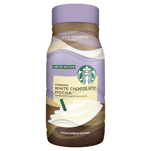Starbucks White Chocolate Mocha Flavored Chilled Expresse Beverage - 40oz - image 1 of 1