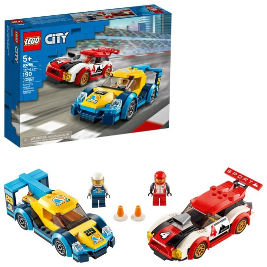 LEGO City Racing Cars 60256 Building Set image number null