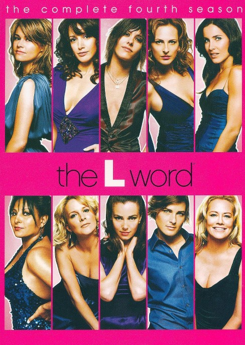 The L Word: The Complete Fourth Season [4 Discs] - image 1 of 1