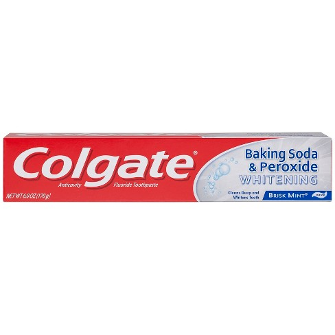how to clean teeth with baking soda and hydrogen peroxide