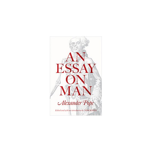 Essay On Man Hardcover Alexander Pope  Target About This Item