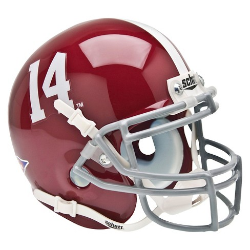 Alabama Crimson Tide Schutt Mini Helmet - image 1 of 1