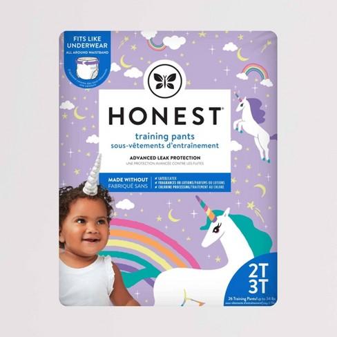 The Honest Company Training Pants Unicorns (Select Size) - image 1 of 3