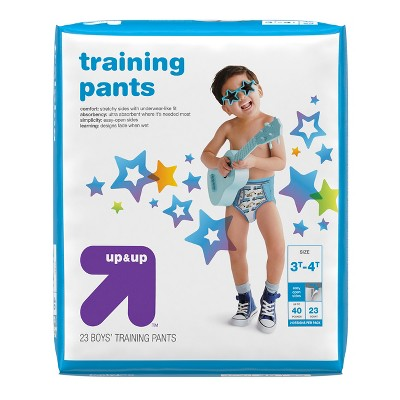 Training Pants for Boys - 3T-4T (23ct)- Up&Up™
