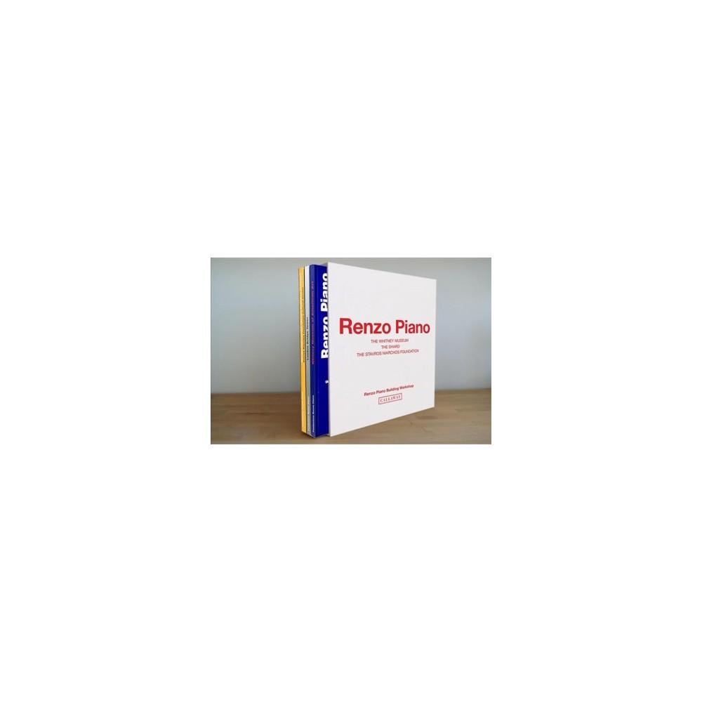 Renzo Piano Box I : The Whitney Museum, New York; the Shard, London; the Stravos Niarchos Foundation,