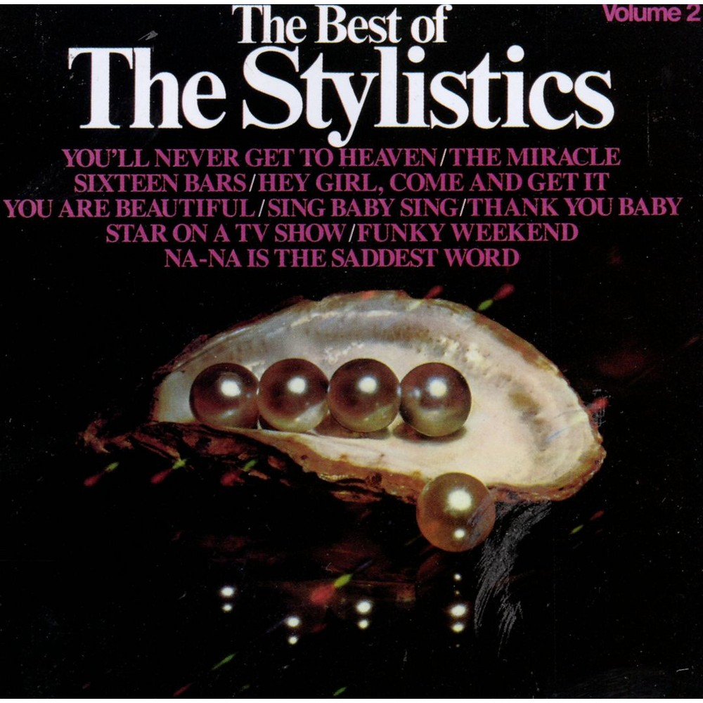Stylistics - Best Of The Stylistics:Vol 2 (CD)