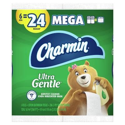 Charmin Ultra Gentle Toilet Paper