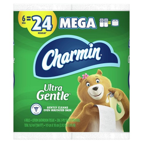Charmin Ultra Gentle Toilet Paper - image 1 of 4