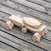 Guidecraft Wood Stackers: Standing Stones - Set of 20 - image 4 of 4