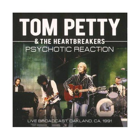 Tom  Petty &  The Heartbreakers - Psychotic Reaction (CD) - image 1 of 1