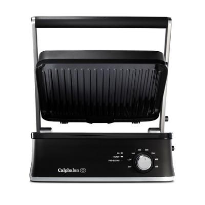 Calphalon Precision Control Multi-Grill - Matte Black