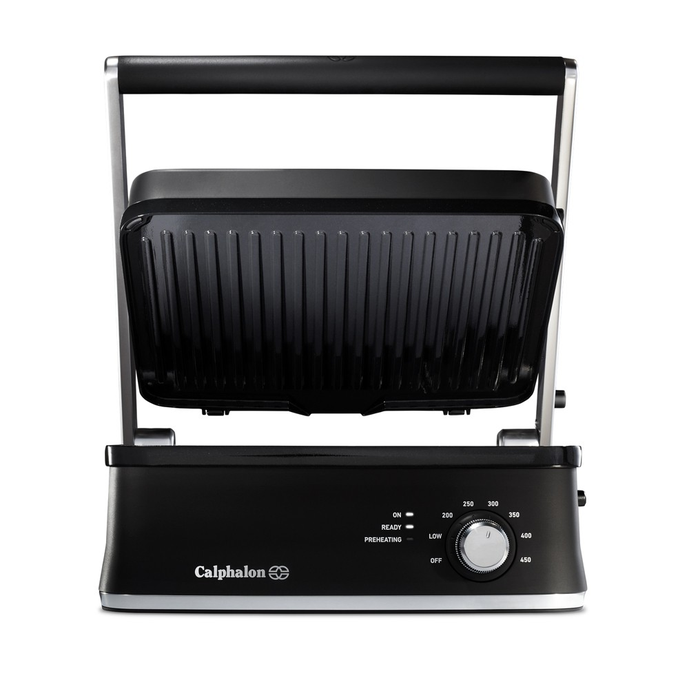 Image of Calphalon Precision Control Multi-Grill - Matte Black