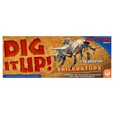 Mindware Big Dig Dino Model - Triceratops