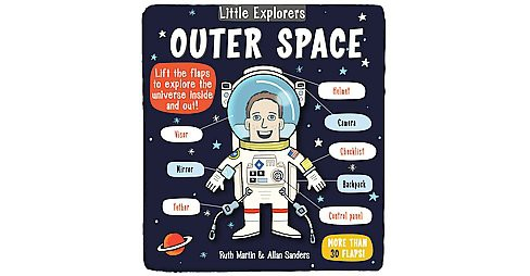 Outer Space (Hardcover) (Ruth Martin) - image 1 of 1
