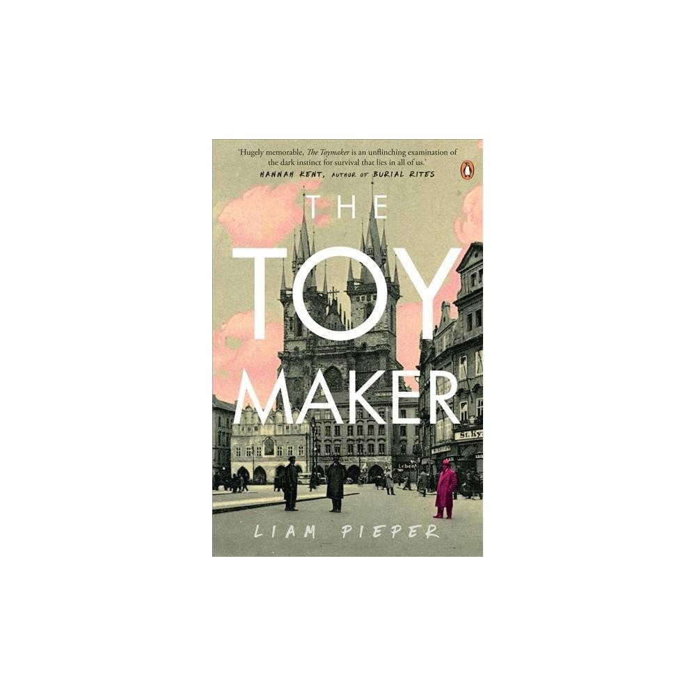 Toymaker - by Liam Pieper (Paperback)