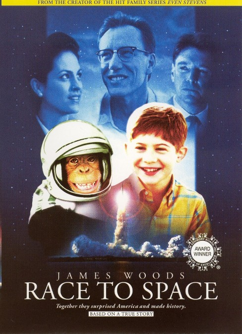 Race to space (DVD) - image 1 of 1