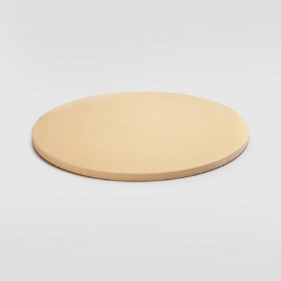16.5  Round Pizza Grill Stone Beige - Outset