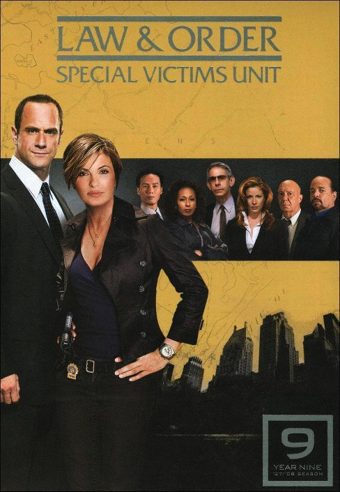 Law & Order: Special Victims Unit - Year Nine [5 Discs] - image 1 of 1