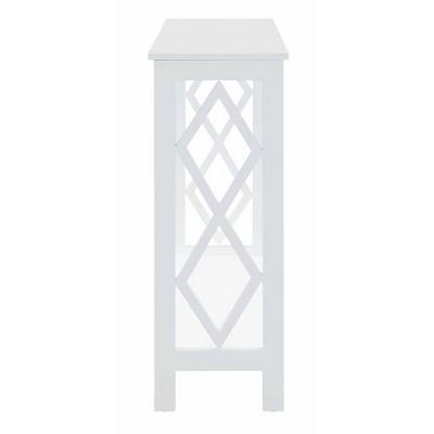 Diamond Console Table - Johar Furniture